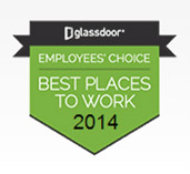 Glassdoor Badge