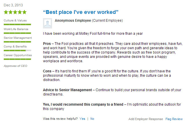 5 Steps To Becoming A Best Place To Work On Glassdoor